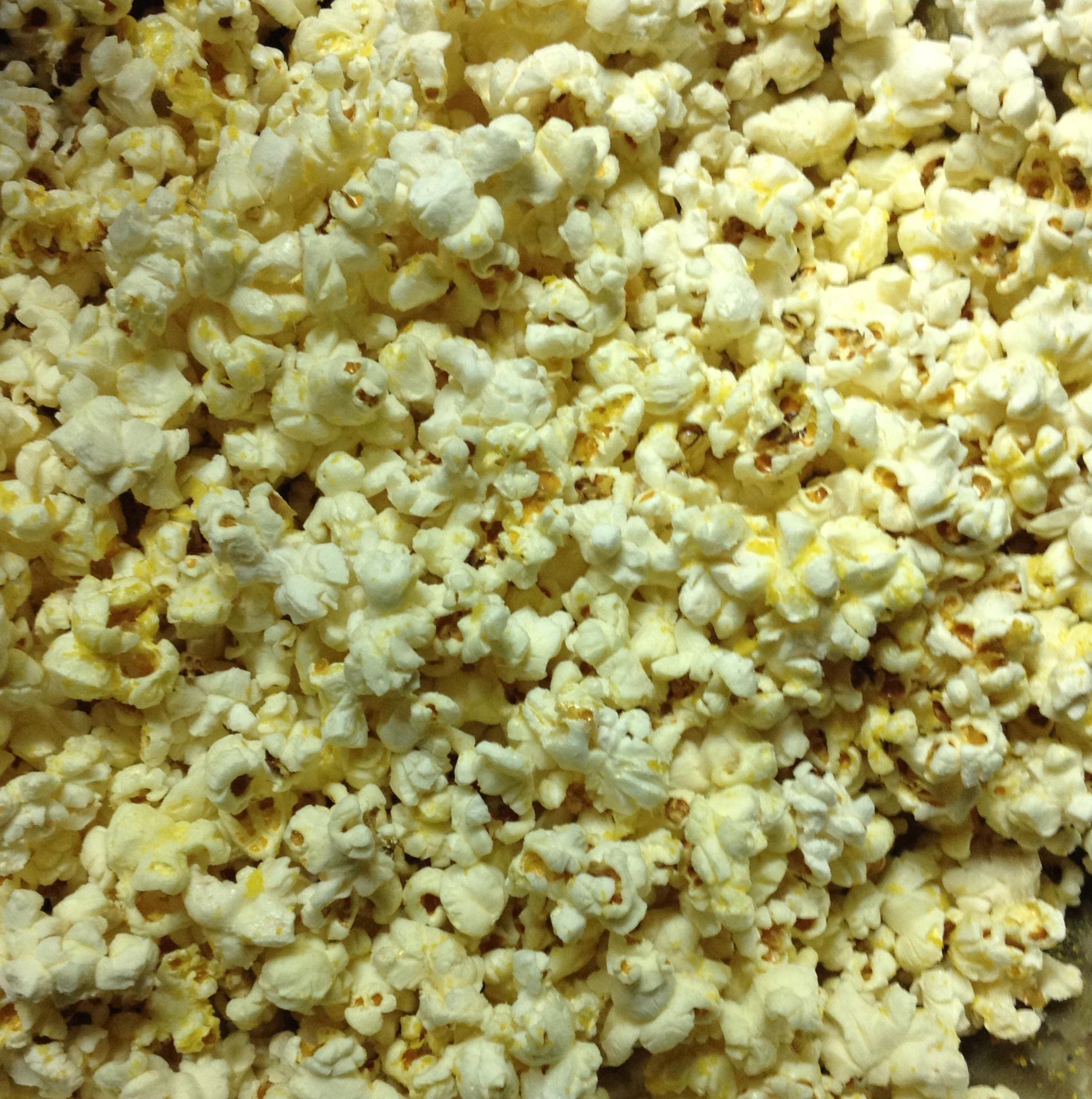 Aztec Popcorn Microwave popcorn was my